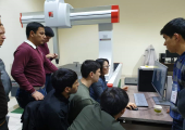 Training for utilizing Portal control and measuring machine (Advanced)